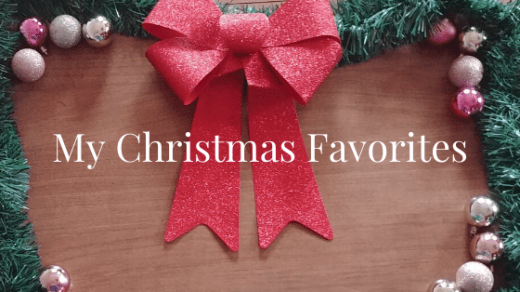 My Christmas Favorites