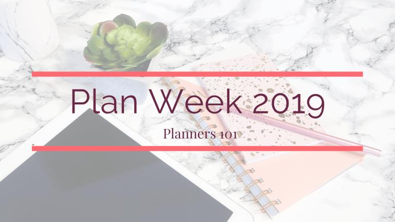 planner 101