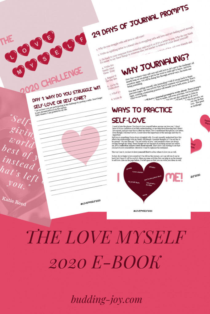 Love Myself 2020 e-book