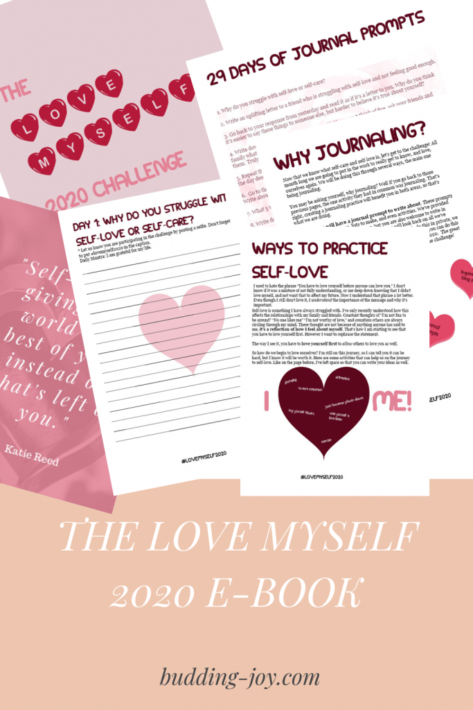 free self-love e-book