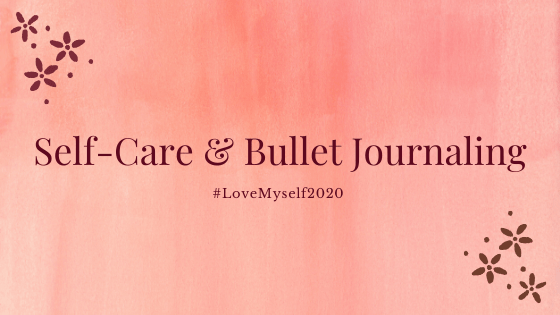 self-care bullet journal title
