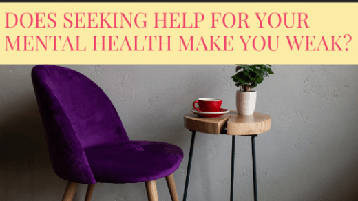 seeking help for your mental health