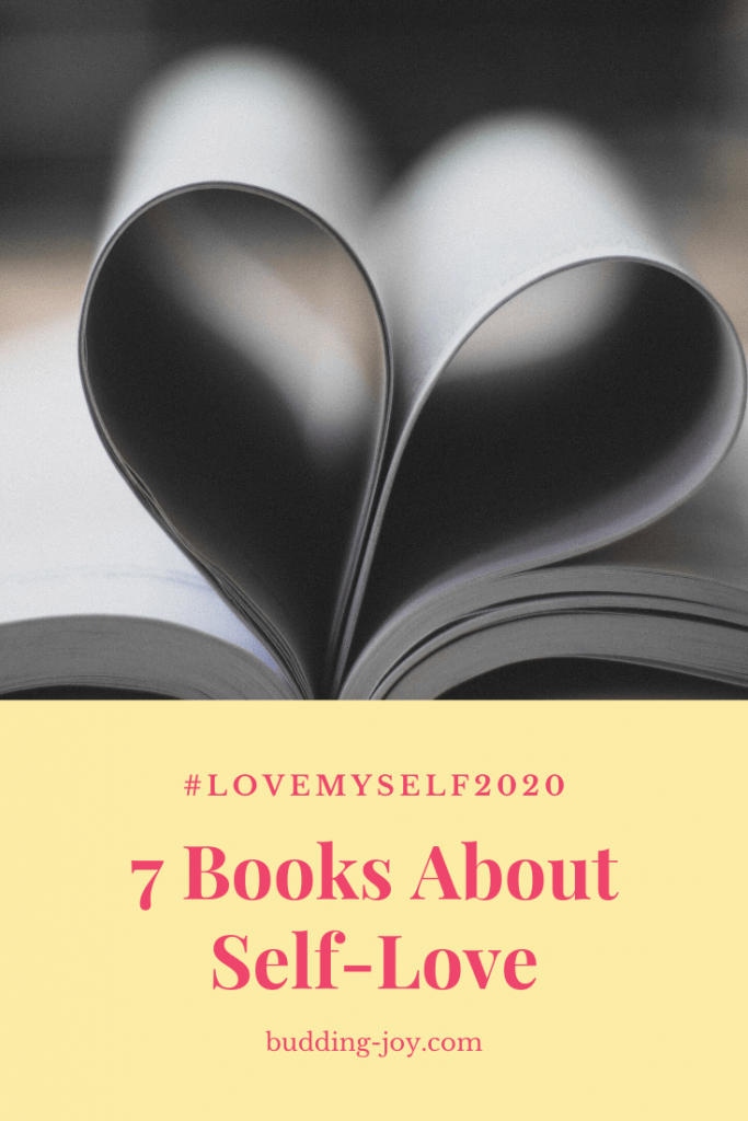self-love books pin