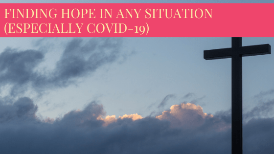 Hope during COVID-19