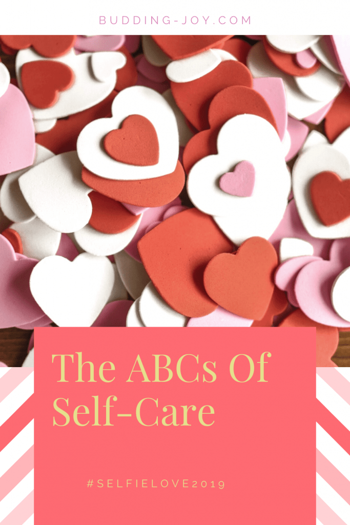 The ABCs Of Self-Care