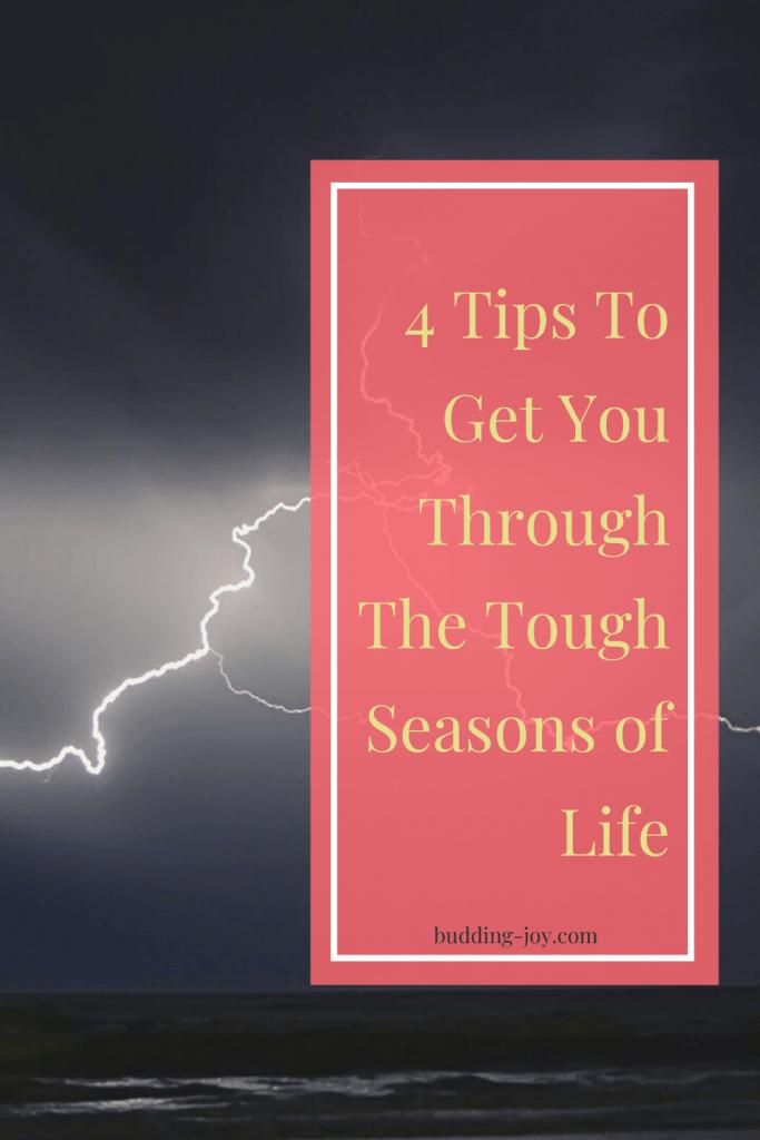 Tough seasons