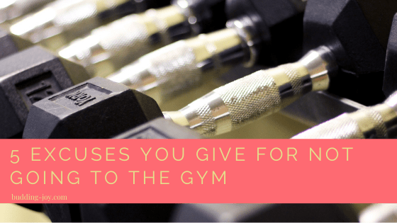 gym excuses