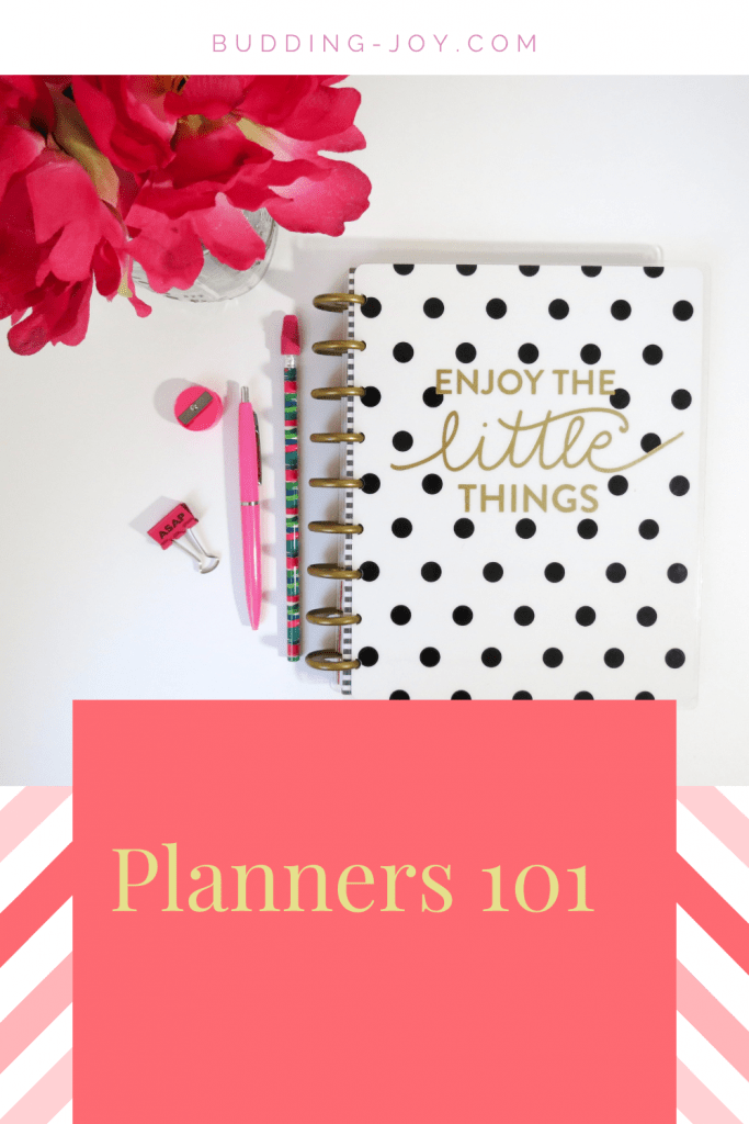 Planners 101