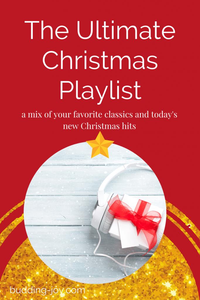 Christmas music playlist