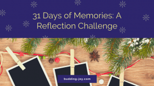 Reflection Challenge