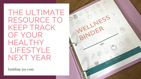 Wellness Binder