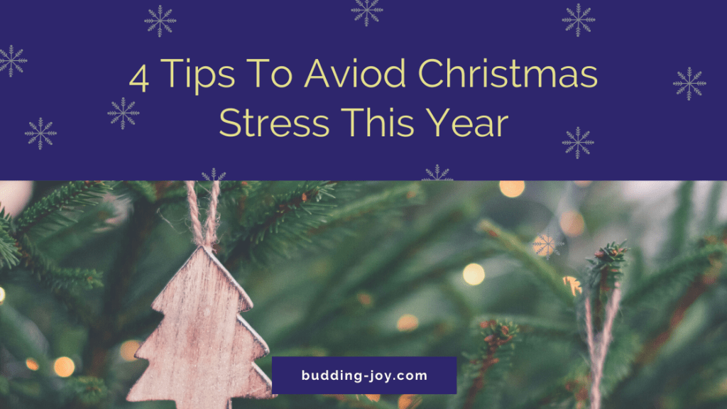 tips to aviod Christmas stress