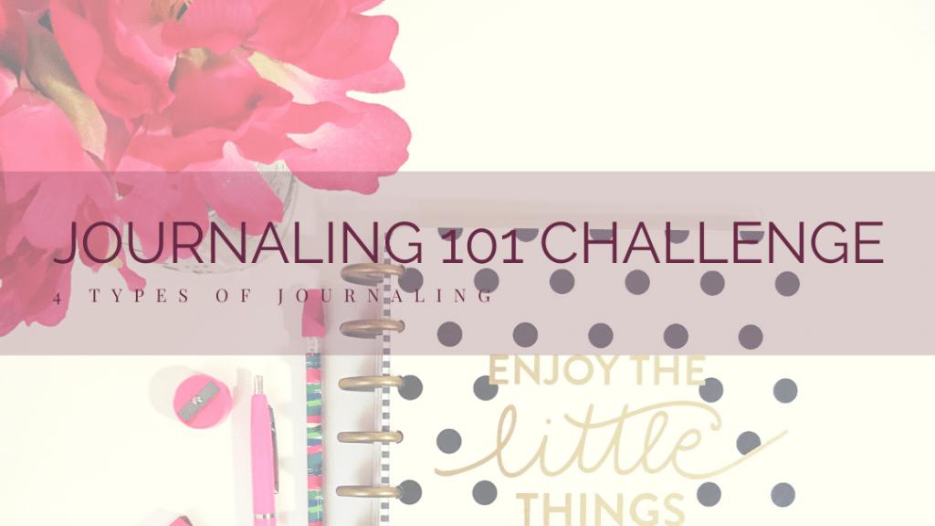 journaling types