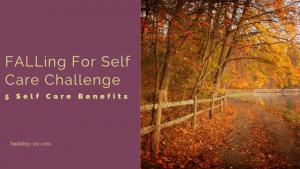 self care benefits